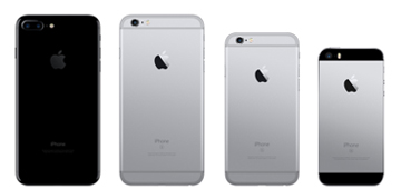 new-iphone-family
